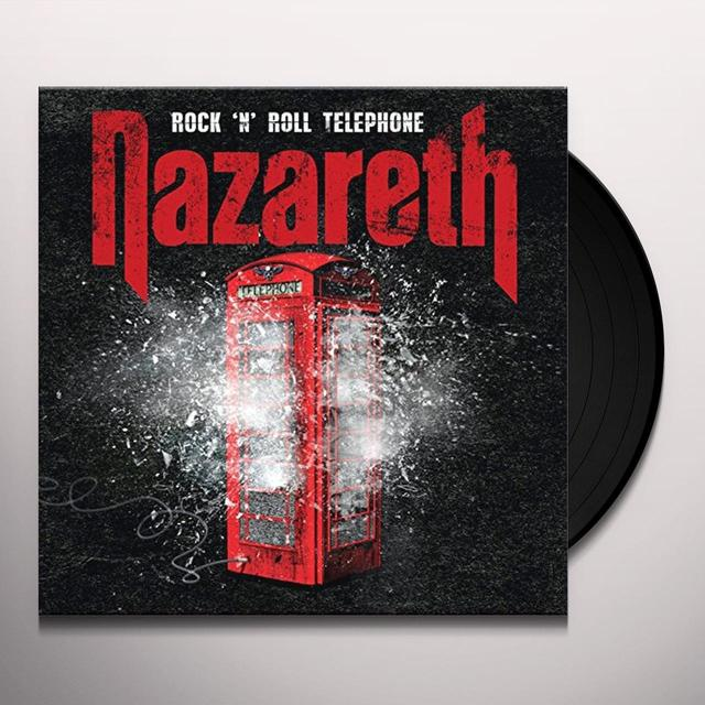 Nazareth ROCK N ROLL TELEPHONE Vinyl Record