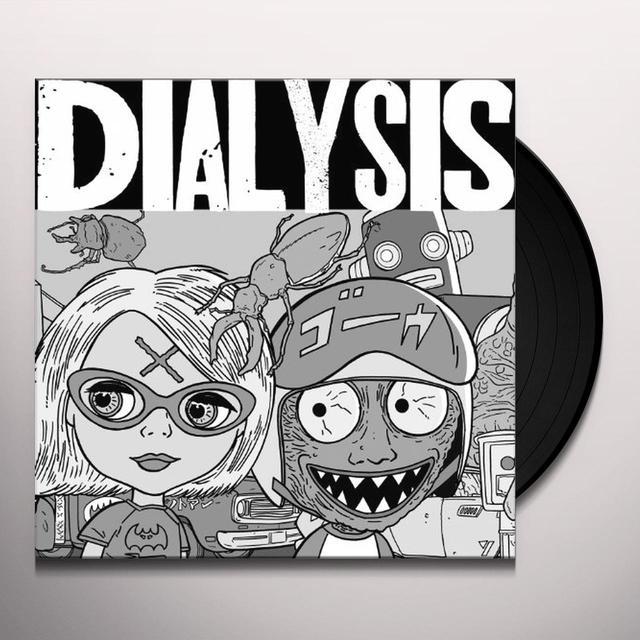 Dialysis LUDICROUS SPEED Vinyl Record