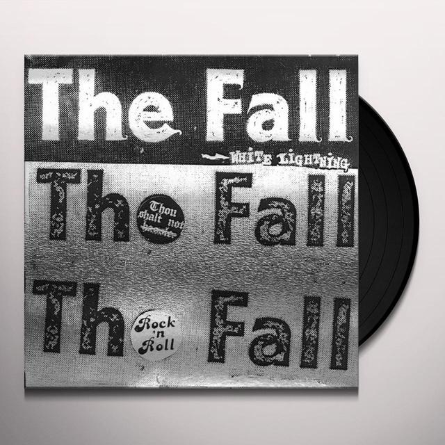 Fall WHITE LIGHTNING Vinyl Record