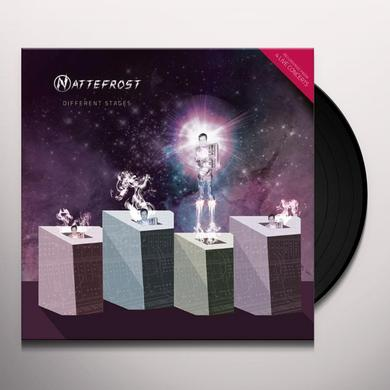 Nattefrost DIFFERENT STAGES Vinyl Record