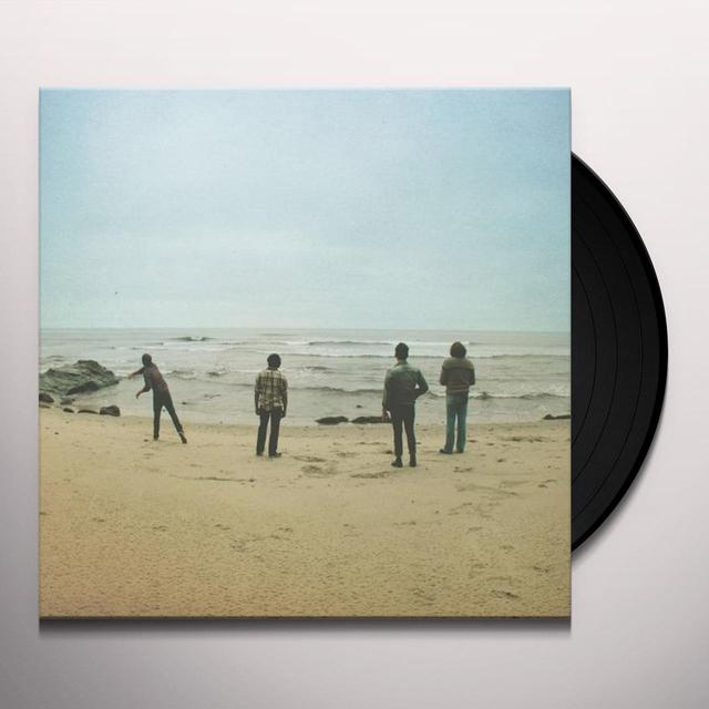 Donkeys RIDE THE BLACK WAVE Vinyl Record
