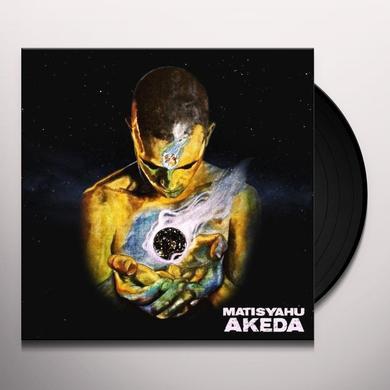Matisyahu AKEDA Vinyl Record