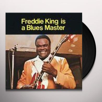 FREDDIE KING IS A BLUES MASTER Vinyl Record