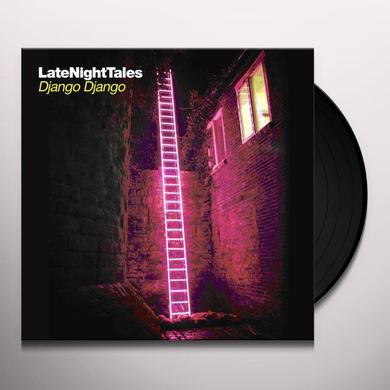Django Django LATE NIGHT TALES Vinyl Record