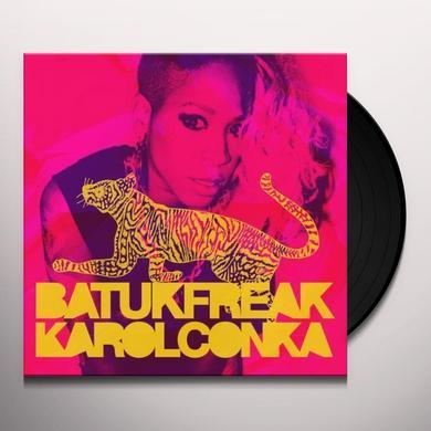 Karol Conka BATUKFREAK Vinyl Record