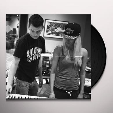 Royal-T & Flava D ON MY MIND Vinyl Record