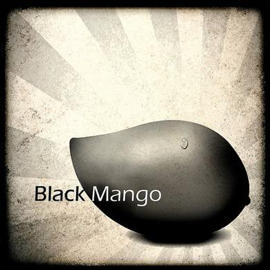 Black Mango NAKED VENUS / SOFT KICKS Vinyl Record