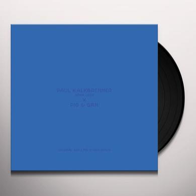 Paul Kalkbrenner BOEXIG LEISE (PIG & DAN REMIX) Vinyl Record