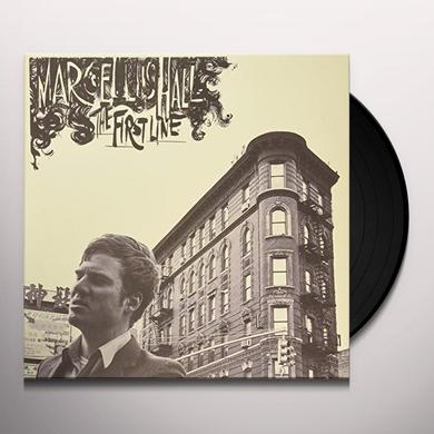 Marcellus Hall FIRST LINE Vinyl Record