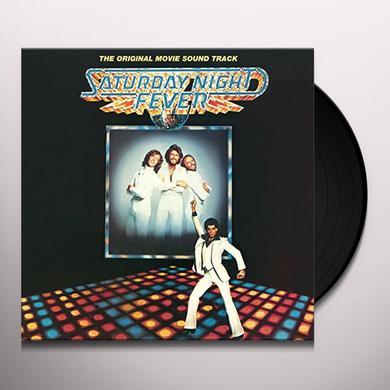 Bee Gees SATURDAY NIGHT FEVER Vinyl Record
