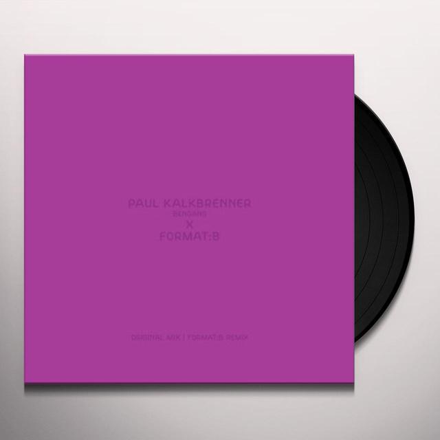 Paul Kalkbrenner BENGANG (FORMAT:B REMIX) Vinyl Record