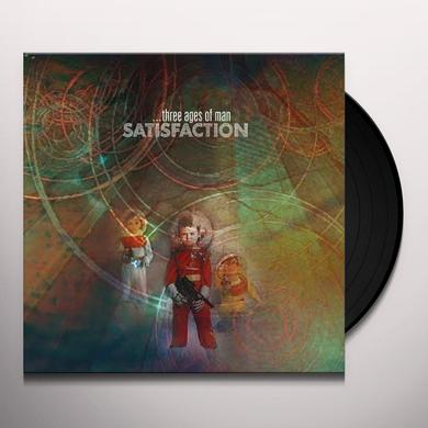 Satisfaction THREE AGES OF MAN Vinyl Record