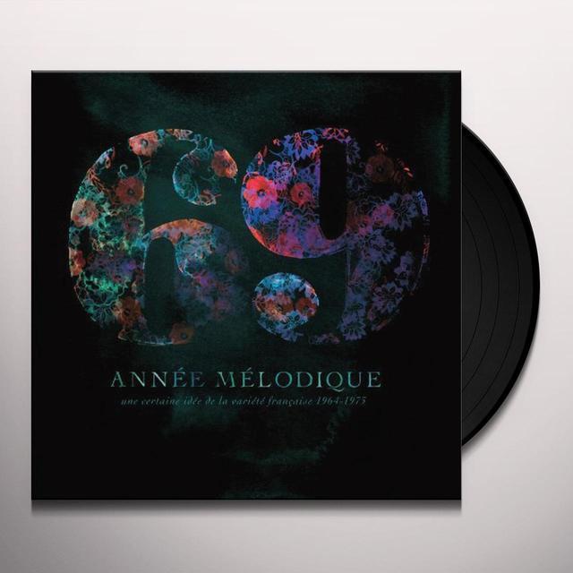69 ANNEE MELODIQUE / VARIOUS Vinyl Record