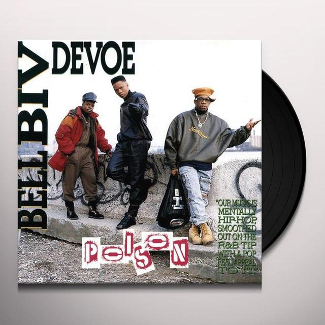 Bell Biv DeVoe POISON Vinyl Record