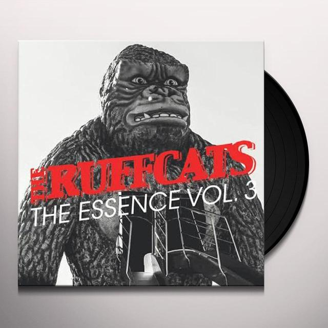 Ruffcats ESSENCE 3 Vinyl Record