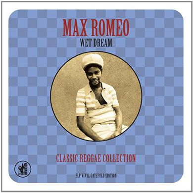 Max Romeo WET DREAM CLASSIC REGGAE COLLECTION Vinyl Record