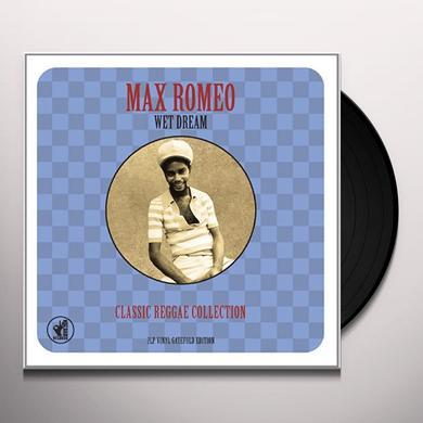 Max Romeo WET DREAM CLASSIC REGGAE COLLECTION Vinyl Record - UK Import