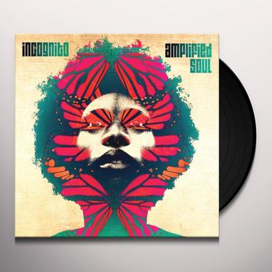Incognito AMPLIFIED SOUL Vinyl Record - UK Import
