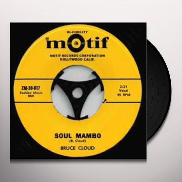 Bruce Cloud SOUL MAMBO Vinyl Record - UK Release