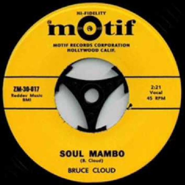 Bruce Cloud SOUL MAMBO Vinyl Record - UK Release