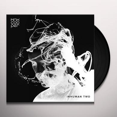 Max Cooper INHUMAN TWO Vinyl Record - UK Import