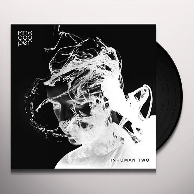 Max Cooper INHUMAN TWO Vinyl Record - UK Import