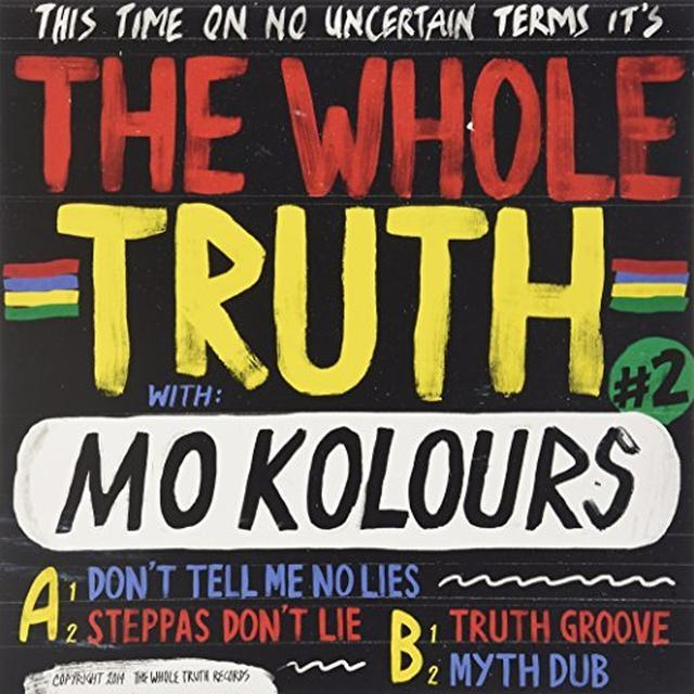 The Whole Truth DON T TELL ME NO LIES Vinyl Record - UK Import