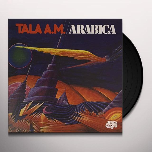 Tala A.M. ARABICA Vinyl Record - UK Import