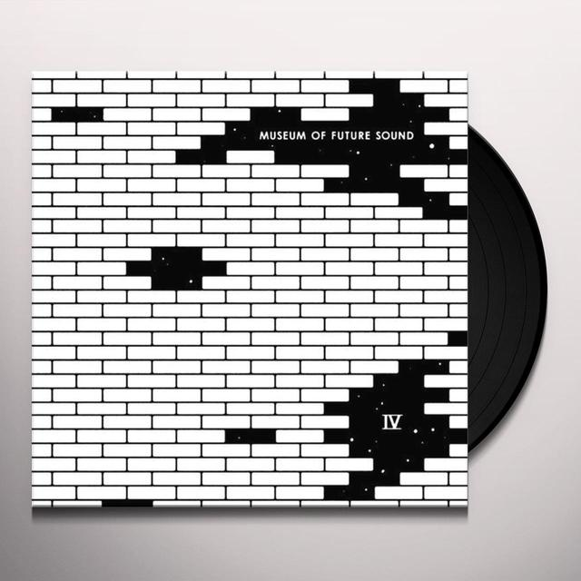Museum Of Future Sound Iv / Various (Uk) MUSEUM OF FUTURE SOUND IV / VARIOUS Vinyl Record - UK Import
