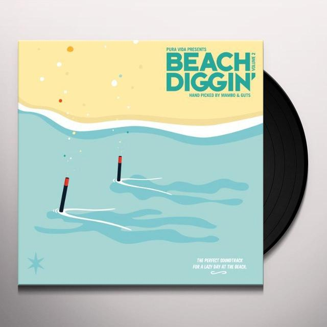 BEACH DIGGIN HAND PICKED BY MAMBO & GUTS 2 / VARIO Vinyl Record