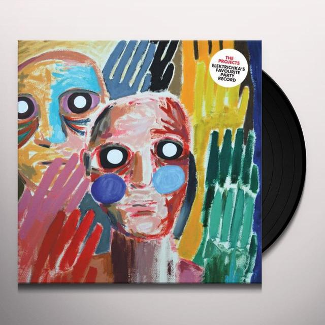 Projects ELEKTRICHKA S FAVOURITE PARTY RECORD Vinyl Record