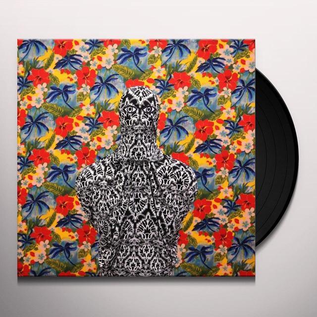 John Singers Steel EVERYTHING S A THREAD Vinyl Record - UK Import