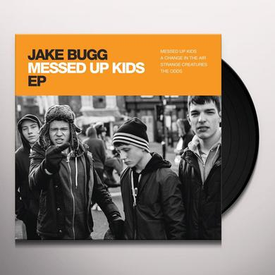 Jake Bugg MESSED UP KIDS Vinyl Record - Holland Import