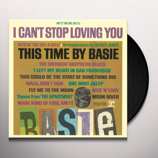 Count Basie THIS TIME BY BASIE! Vinyl Record