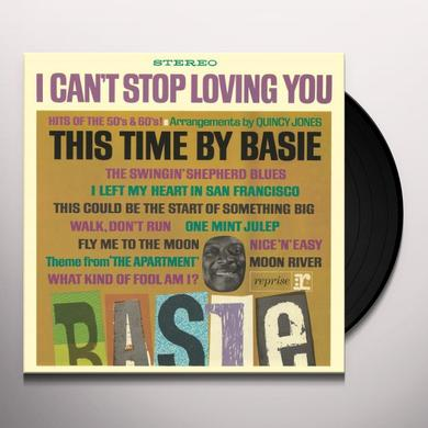 Count Basie THIS TIME BY BASIE! Vinyl Record - Holland Import
