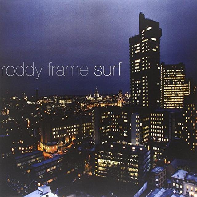 Roddy Frame SURF Vinyl Record - UK Import