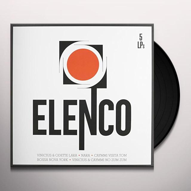 ELENCO LP BOX SET / VARIOUS Vinyl Record