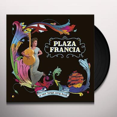 Plaza Francia NEW TANGO SONG BOOK Vinyl Record