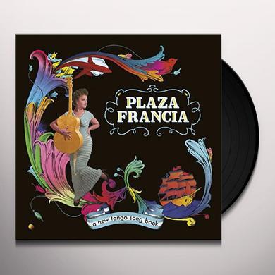Plaza Francia NEW TANGO SONG BOOK (HK) Vinyl Record