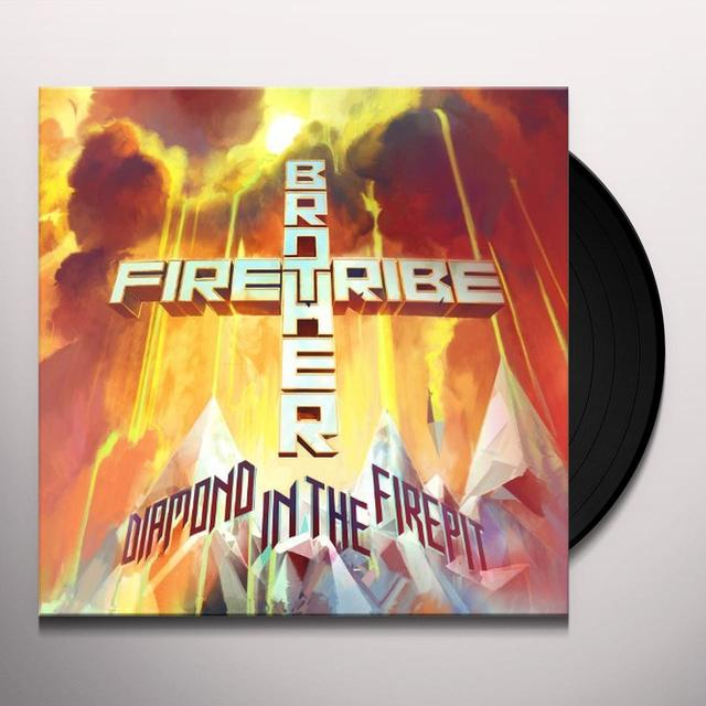 Brother Firetribe DIAMOND IN THE FIREPIT Vinyl Record