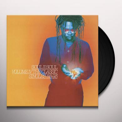 Soul Ii Soul VOLUME IV: CLASSIC SINGLES 88-93 (HK) Vinyl Record