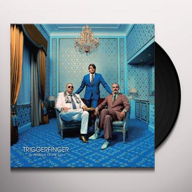 Triggerfinger BY ABSENCE OF THE SUN (FRA) Vinyl Record