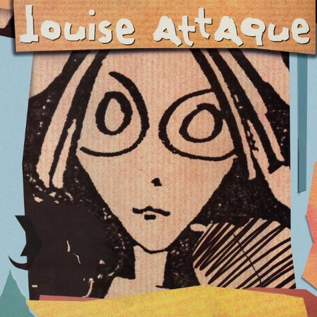 LOUISE ATTAQUE (FRA) Vinyl Record