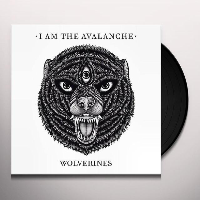 I Am The Avalanche WOLVERINES (GER) Vinyl Record