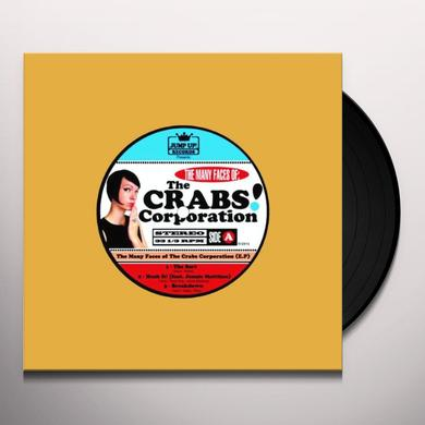 MANY FACES OF THE CRABS CORPORATION (GER) Vinyl Record