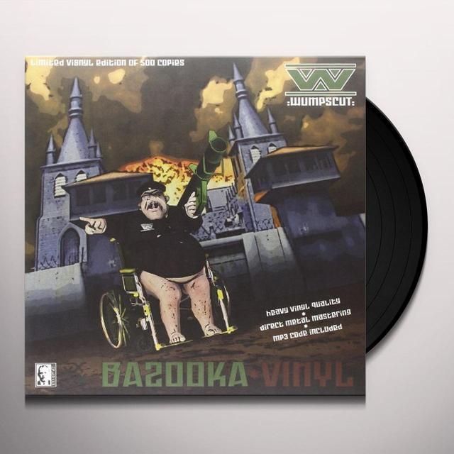 :Wumpscut: BULWARK BAZOOKA Vinyl Record