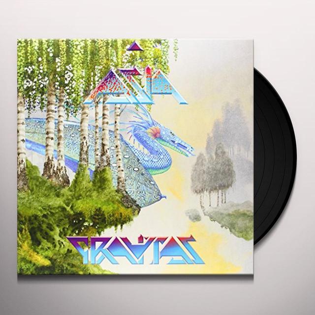 Asia GRAVITAS (GER) Vinyl Record