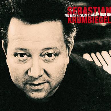 Sebastian Krumbiegel EIN MANN SEIN KLAVIER UND IHR Vinyl Record