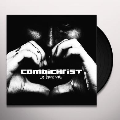 Combichrist WE LOVE YOU Vinyl Record
