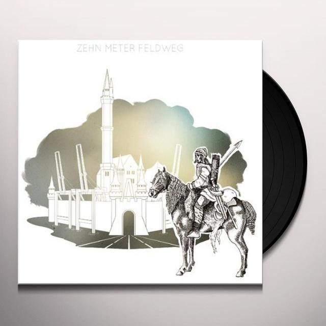 Zehn Meter Feldweg DAS WEISSE SCHLOSS Vinyl Record